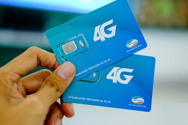 Sim 4G Viettel là gì ? Những ưu điểm của sim 4G Viettel bạn cần biết