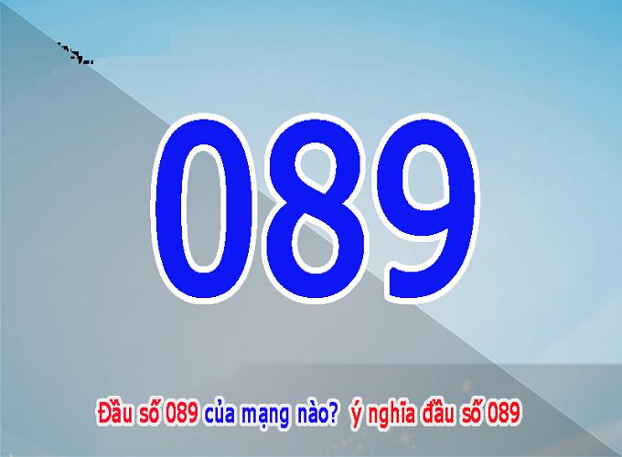 089 là mạng gì ? Ý nghĩa đầu số 089
