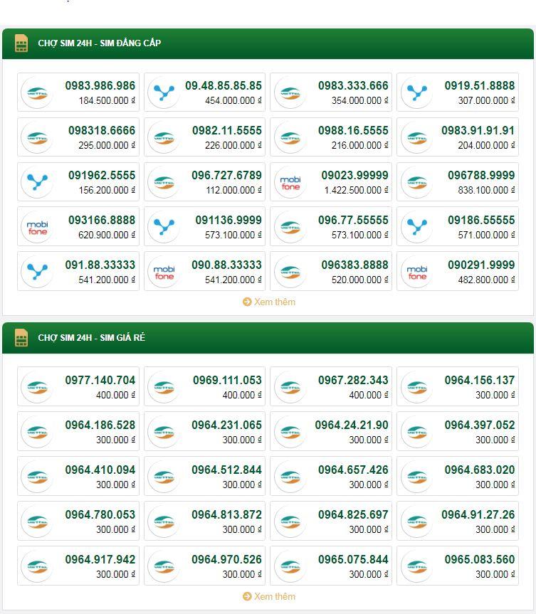 Lựa chọn địa chỉ mua sim trả góp giá tốt nhất tại Lâm Đồng