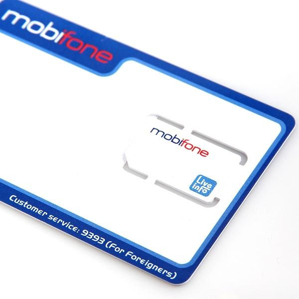 sim taxi ABCD mobifone